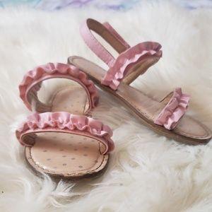 🎈MUST BUNDLE Pink Strappy Sandals